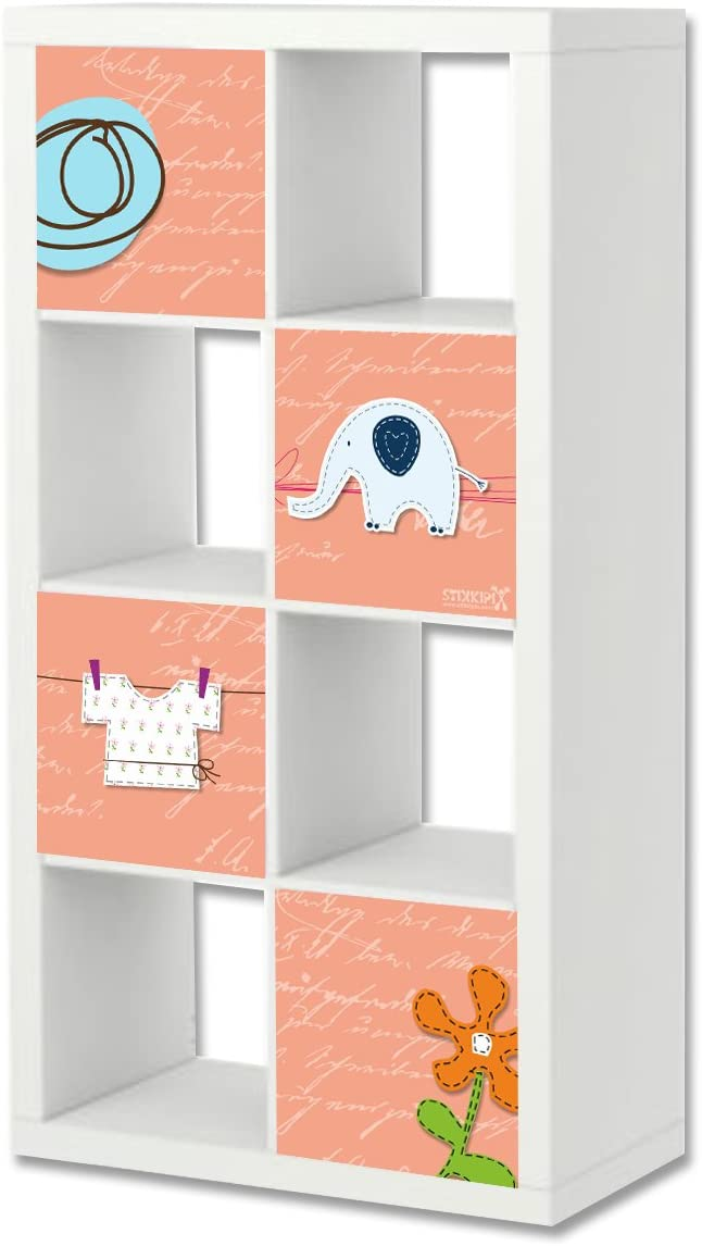 Stikkipix Petit Cascarillo para muebles   ER07   Adhesivos ...