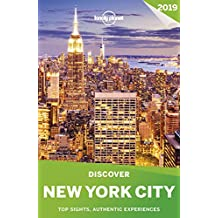 Lonely Planet Discover New York City 2019 6th Ed.: 6th Edition