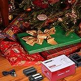 BP-511/BP-511A Battery(2 Pack) Charger Set Rechargeable Battery Kit Compatible for Canon EOS 50D 40D 30D 20Da 20D 10D 5D 300D Digital Rebel D30 D60 PowerShot G6 G5 G3 G2 G1 Pro 1 Pro 90 Pro 90 is