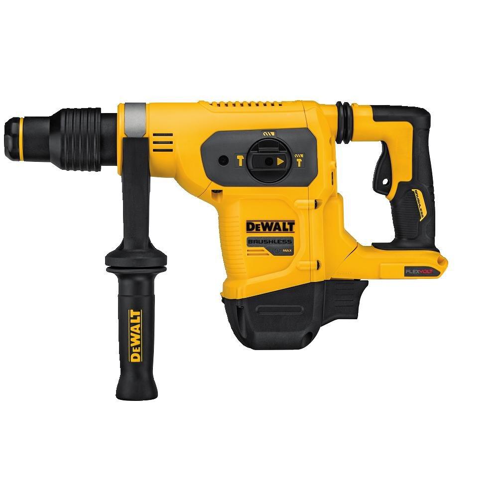 DEWALT DCH481B 1-9/16'' (40 mm) SDS MAX 60V Combination Hammer
