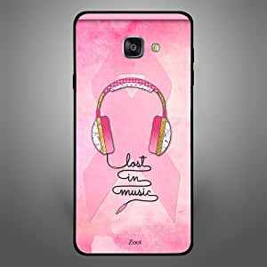 Samsung Galaxy A7 2016 Lost in Musically, Zoot Designer Phone Covers
