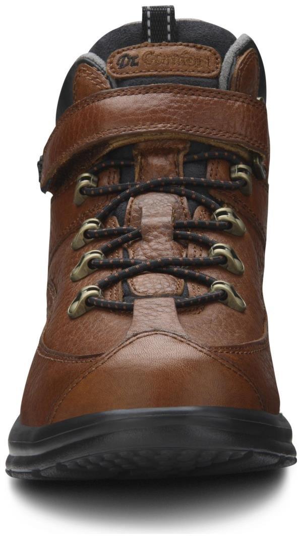 Dr. Comfort Women's Vigor Chestnut Diabetic Hiking Boots B00HS3MTVU 9.5 C/D US Chestnut