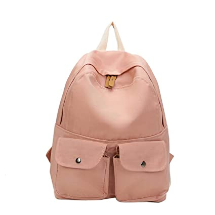 ef74cfa733 Image Unavailable. Image not available for. Color  New Bagpack School Backpack  for Teenage Girl Mochila Feminina Women ...