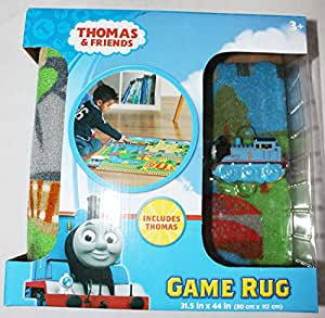 Amazon Com Thomas The Tank Engine Amp Friends Game Rug With