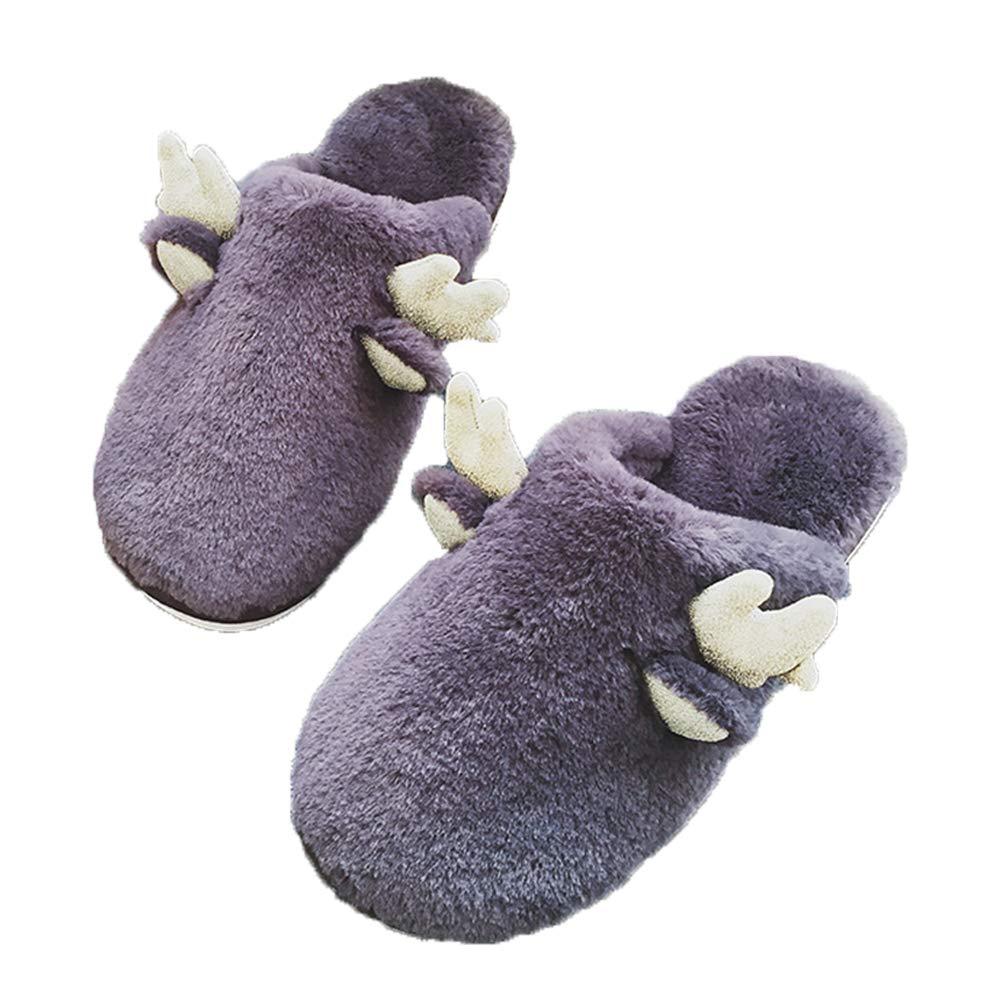 YTdoo Kuschel Hausschuhe, Plüsch Tier Pantoffeln Plüsch