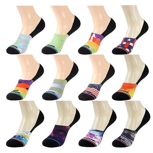 b448867be8e Amazon.com  No Show Liner Socks