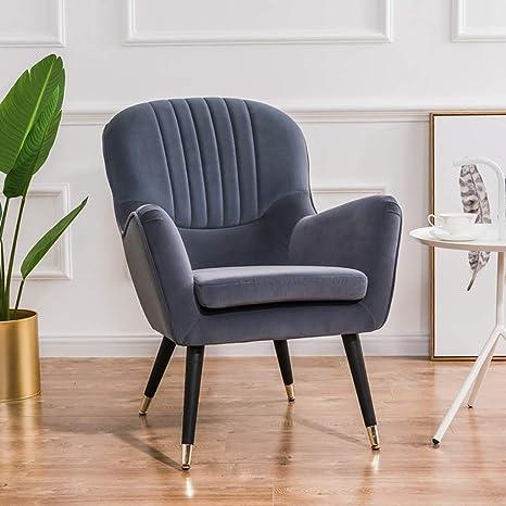 Lounge Acento Sillas para sala de estar Asiento tapizado ...