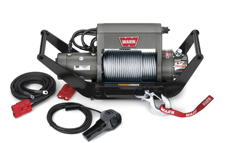 Warn 37441 Xd9000i 9000 Lb Multi Mount Winch Kit Automotive Wiring Diagram Free Picture