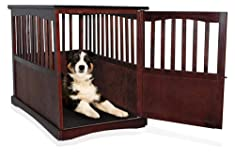 Wooden Pet Crate