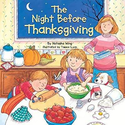 The Night Before Thanksgiving Reading Railroad Books by Grosset & Dunlap