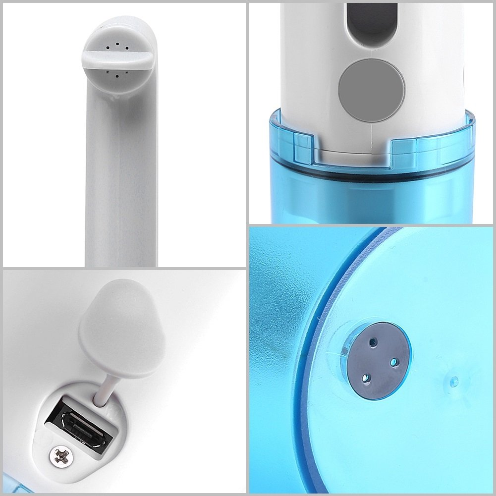 DeWin Bidet Sprayer - Electric USB Charge Handheld Bidet Toilet Portable Sprayer, Bathroom Handy Travel Kit by DeWin (Image #4)