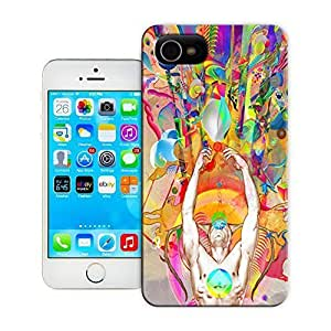 Unique Phone Case Illustration art spiritual photoshop painting digital art design man nude shapes colors ethereal Hard Cover for 4.7 inches iPhone 6 cases-buythecase