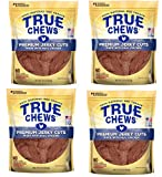 True Chews Dog Treats Premium Chicken Jerky 22oz Made in USA Review