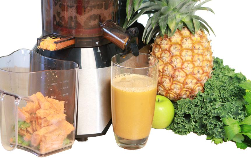 Optimum 600 Whole Fruit Slow Juicer, Black: Amazon.co.uk: Kitchen & Home