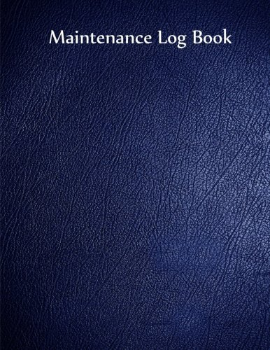 Where to find maintenance logbook?