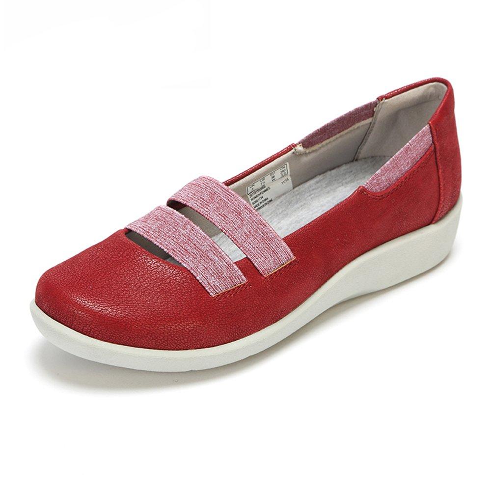 Chaussures Occasionnelles Occasionnelles De Reste Clarks Rouge Reste Sillian Womens Rouge d32a6ea - digitalweb.space
