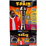 ProTunes I Am T-Pain Mic - Gold - With Portable 2-in-1 Speakers