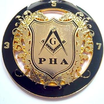 Amazon Com Delux 3 5 7 Masonic Master Mason Cut Out Prince Hall