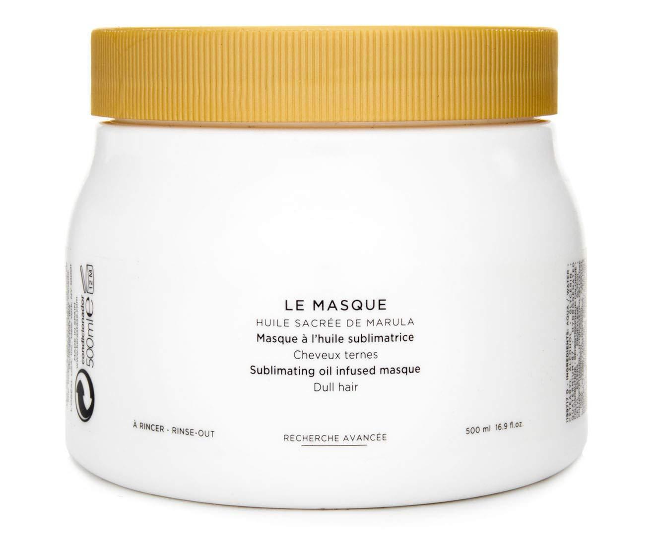 Kerastase Elixir Ultime Le Masque for Unisex, 16.9 Ounce