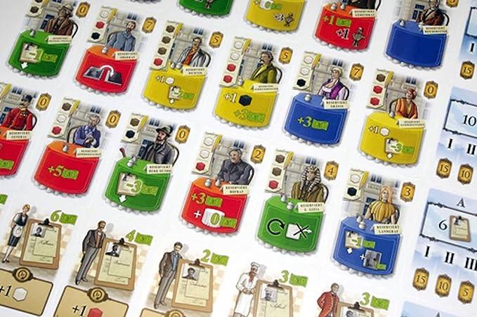 SD Games Gran Hotel Austria - Juego: Amazon.es: Juguetes y juegos