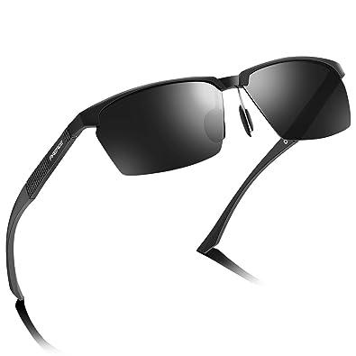 Amazon.com: PAERDE AL-MG - Gafas de sol polarizadas para ...