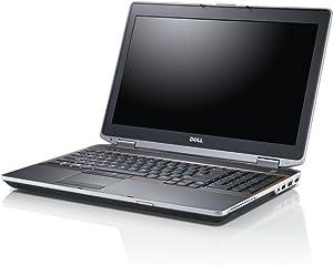 Dell Latitude E6520 15.6 Inch Business PC, Intel Core i5-2520M up to 3.2GHz, 4G DDR3, 240G SSD, DVD, WIFI, Bluetooth, VGA, HDMI, Win10 Pro 64 Bit Multi-Language Support English/French/Spanish(Renewed)