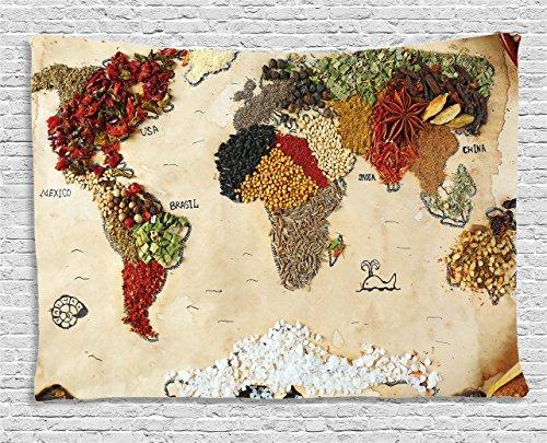 food map - 2