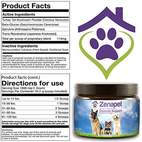 Dog Immune System Booster Natural