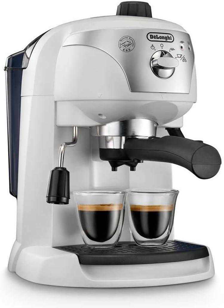 DELONGHI EC220 - Cafetera de Espresso Manual: Amazon.es: Hogar