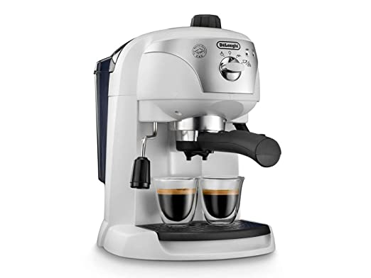 DELONGHI EC220 - Cafetera de Espresso Manual: Amazon.es: Hogar