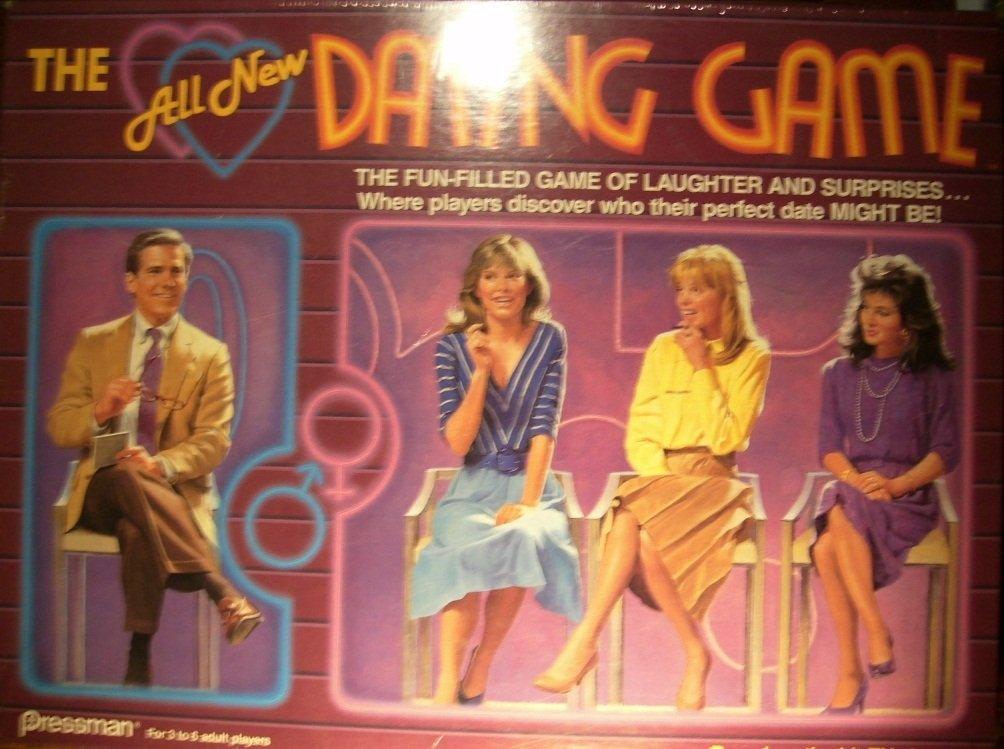 Retro dating show