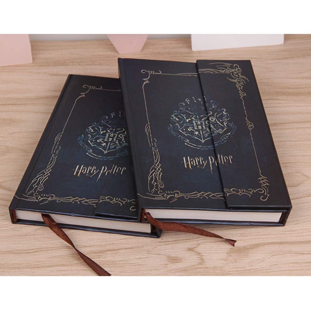 Amazon.com : Journal Harry Potter Econo LED Harry Potter ...
