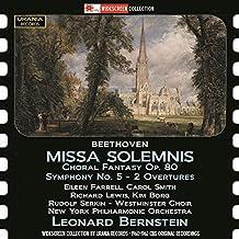 Beethoven: Missa Solemnis, Choral Fantasy & Symphony No. 5 (Recordings 1960-1962)