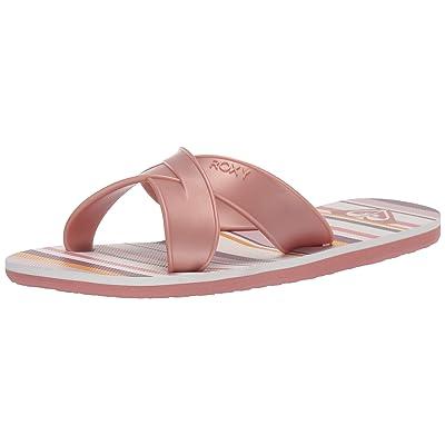 Roxy Women's Carilo Slide Sandal | Flip-Flops