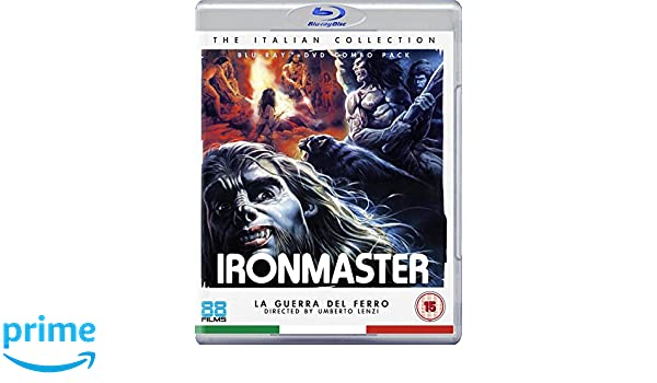 Ironmaster (Dual-Format) [Blu-ray] [Reino Unido]: Amazon.es: Sam Pasco, Elvire Audray, George Eastman, Umberto Lenzi: Cine y Series TV