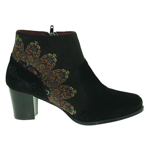 Desigual Amazon Y Essential Mujeres Zapatos Botin Para es 87gr8qx
