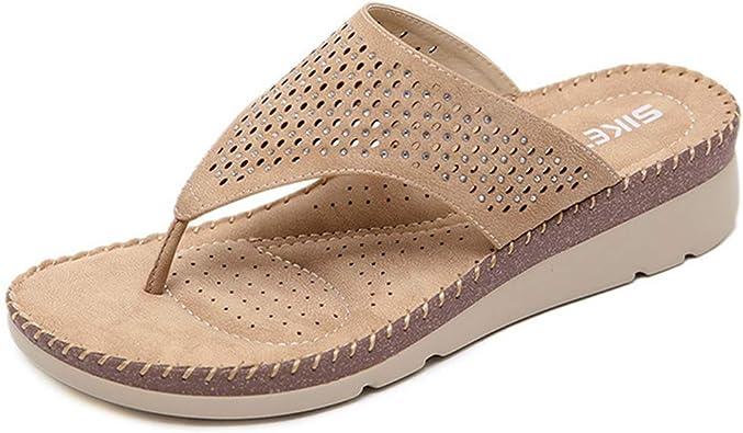 Outdoor Casual Slide Platform Sandal
