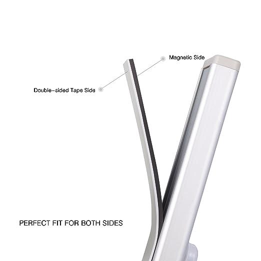 HiMart Mini Lámpara Luz LED Adhesivo de la Pared del Sensor de Movimiento Luz de la Noche / Escaleras / Barra de Luz (10 LEDs): Amazon.es: Bricolaje y ...