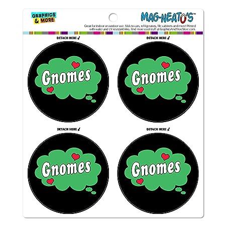 De soñar con gnomos verde mag-neato es del coche para frigoríficos ...
