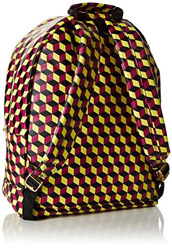 Purple Yeloow Blue Aqua Backpack Black Pac Mi Pac Mi qS8w0