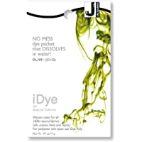 Jacquard IDYE-Olive 14gm (Direct) Fabric Dye