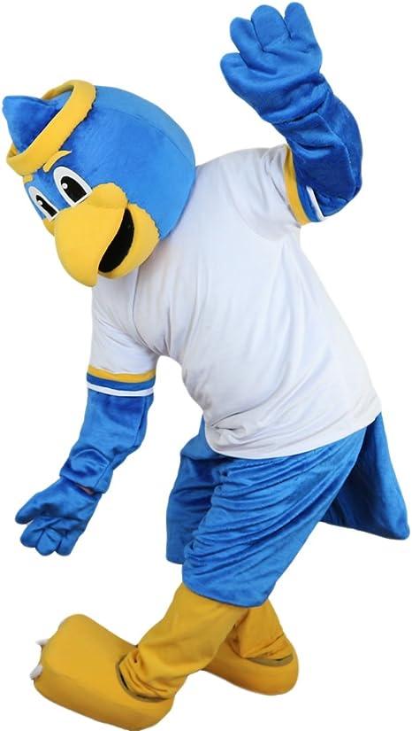 Langteng - Disfraz de águila de Pájaro Azul con Dibujos Animados ...