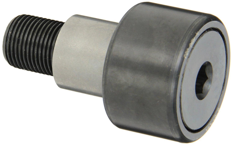 1.5 OD 0.875 ID RBC Heim Bearings S 48 LWX Cylindrical Hexlube Cam Centric Adjustable Cam Follower