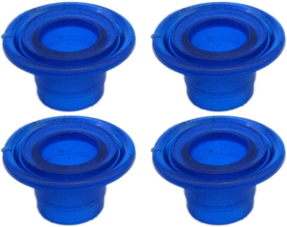 Gxcdizx Pack of 4 Automatic Shift Linkage Bushing 90385-11003 Fits for 1983-2004 Toyota