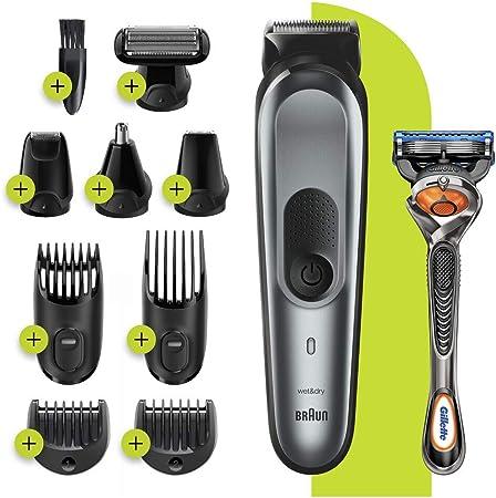 Afeitadora corporal Braun MGK3085: Amazon.es: Electrónica