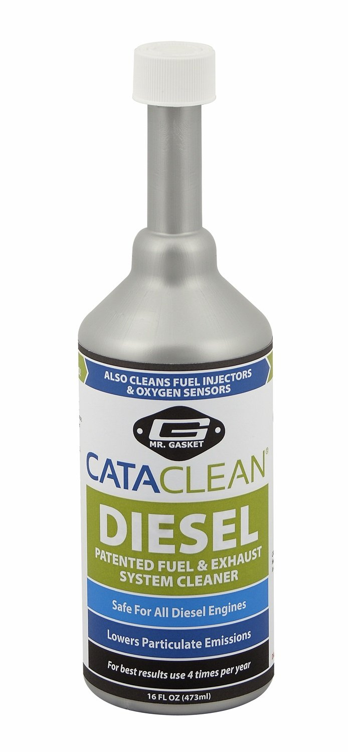 Amazon com: Mr  Gasket Cataclean Diesel Fuel and Exhaust