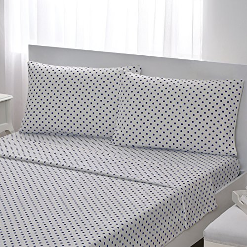 Brielle 100 Percent Cotton Flannel Sheet