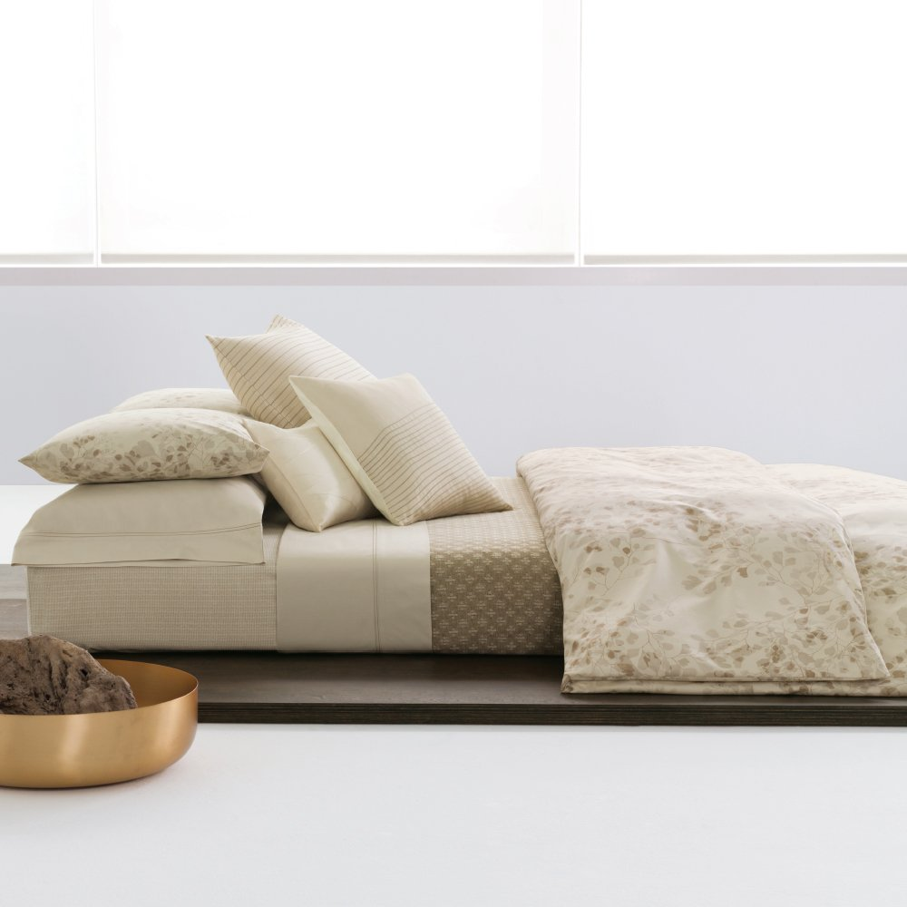 bedding story launches bed still gq modern qc ck collection cotton calvin klein