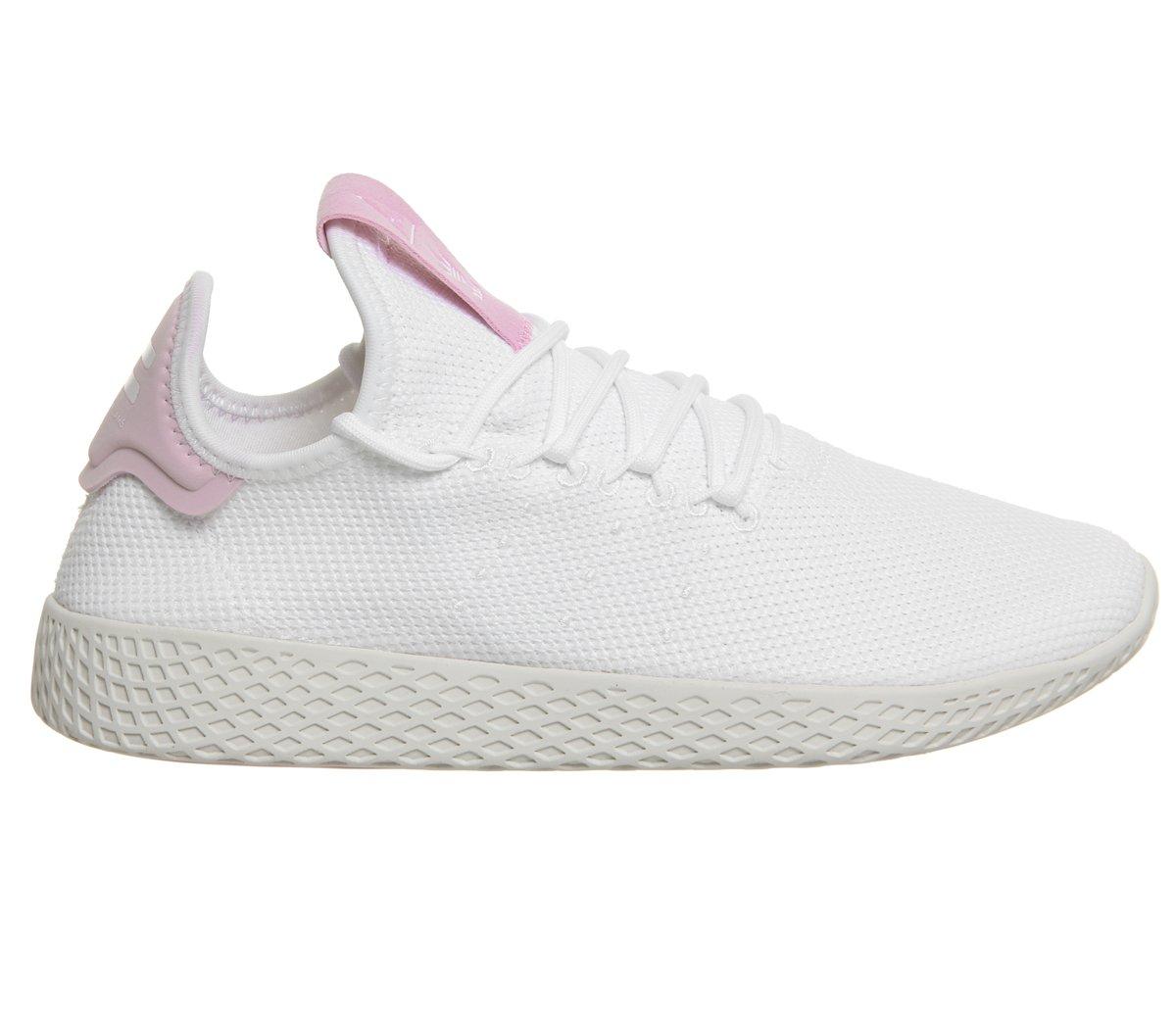 adidas Originals Sneaker PW Tennis HU W DB2558 Weiszlig; Rosa  38 EU|Wei? (Footwear White/Chalk White)