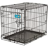"""Aspen Pet Wire Home Training Dog Kennel, 34""""W x 22""""D x 25""""H"""